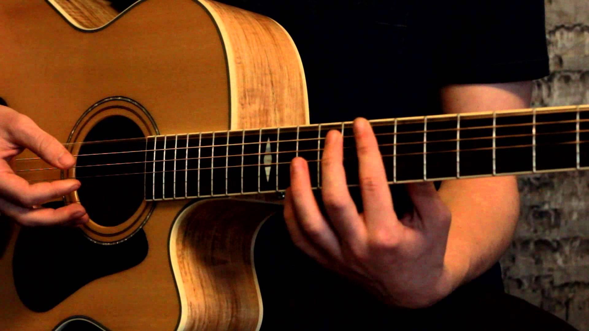 người mới bắt đầu học guitar