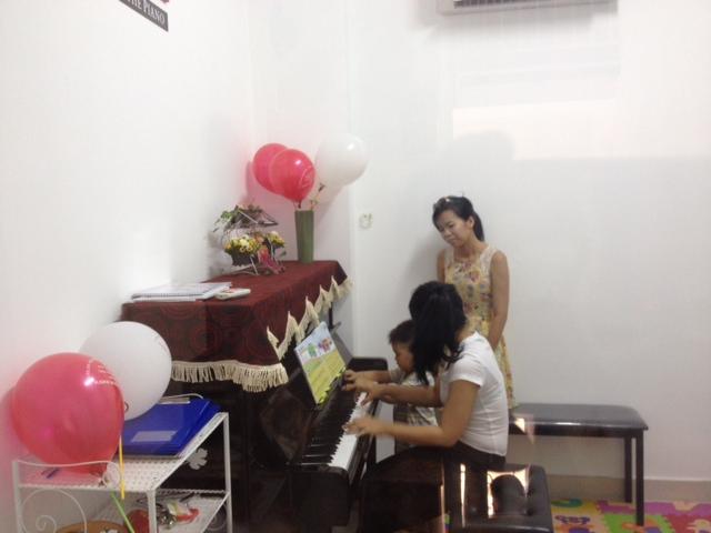học piano kawai