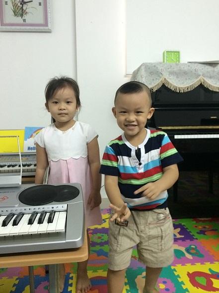 piano cho trẻ em