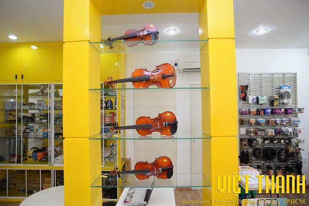 cửa hàng bán violin