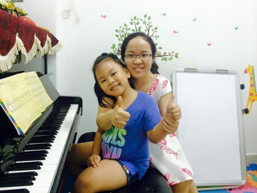 dạy học đàn piano