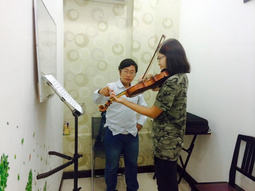 lớp học nhạc