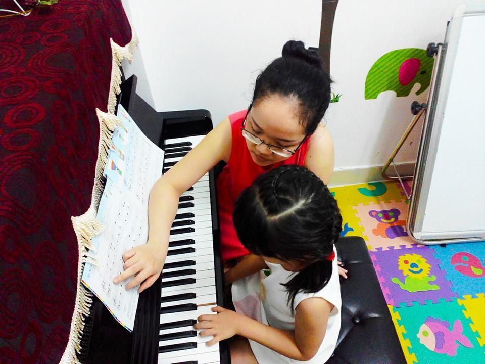 dạy nhạc