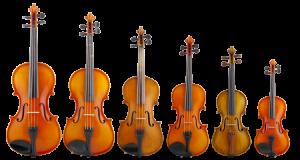 chọn đàn violin để học