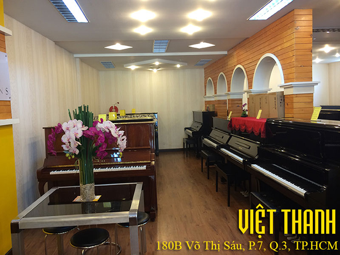 đàn piano cơ