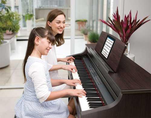 Kết quả hình ảnh cho học piano